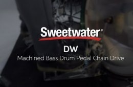DW Machined Chain Drive Bass Drum Pedal Review
