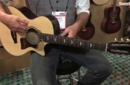 Summer NAMM 2015: Taylor 612 12-fret Guitar Overview by Sweetwater
