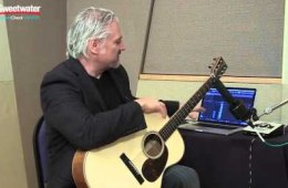 Rode NTR Active Ribbon Microphone Demo by Sweetwater