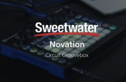 Novation Circuit Groovebox with Sample Import Demo