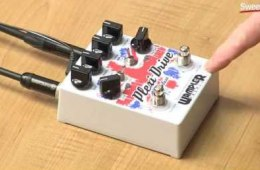Wampler Plexi-Drive Deluxe Overdrive/Distortion Pedal Review by Sweetwater