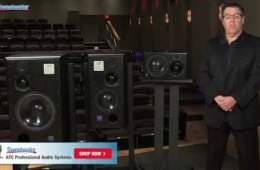 ATC Professional Monitor Speakers Overview