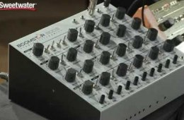 Studio Electronics Boomstar 3003 Analog Synthesizer Demo