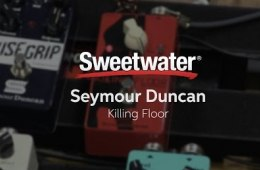 Summer NAMM 2016:  Seymour Duncan Killing Floor Overdrive/Boost Pedal Demo