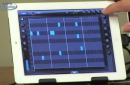 Genome MIDI Sequencer App Demo – Sweetwater's iOS Update...