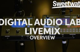 Digital Audio Labs LiveMix System Overview