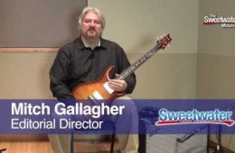 Sweetwater Minute – Vol. 86, Line 6 M5 Stompbox Modeler and EMG...