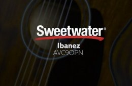 Ibanez Artwood Vintage AVC9 Acoustic Guitar Review by Sweetwater
