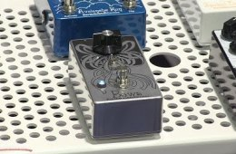 Winter NAMM 2016: EarthQuaker Devices Bows Germanium Preamp Booster