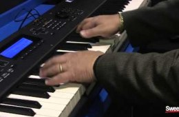 Kurzweil PC3A8 Stage Piano – Sweetwater at Winter NAMM 2015
