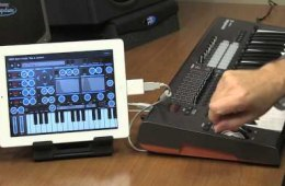 Arturia iProphet Synthesizer App Review – Sweetwater's iOS...