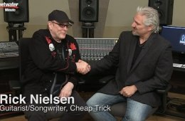 Rick Nielsen Interviewed by Sweetwater