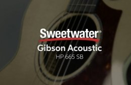 Gibson Acoustic HP 665 SB Acoustic-electric Guitar Demo