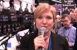 Sweetwater at Winter NAMM 2012 – TC Helicon VoiceLive Play Overview