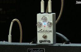 Wampler Latitude Tremolo Pedal by Sweetwater