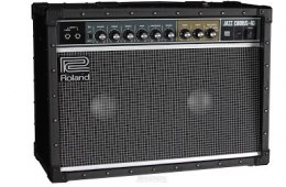 Roland JC-40 Combo Amp Review by Sweetwater