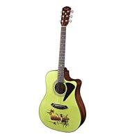 Fender Unquiet Village, Limited Tiki Series