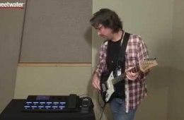 Line 6 Helix – Parameter Control Demo by Sweetwater Sound