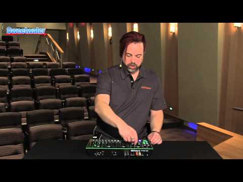 roland aira tr 8 rhythm performer demo sweetwater. Black Bedroom Furniture Sets. Home Design Ideas
