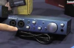 PreSonus AudioBox i Series Audio Interface Overview – Sweetwater...