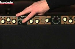 Kush Audio Tweaker Compressor Overview by Sweetwater Sound