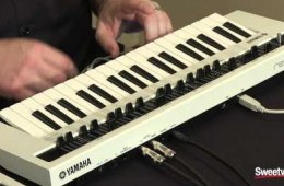 Yamaha Reface CS Synthesizer Demo by Sweetwater