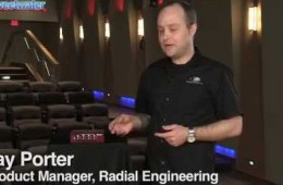 Radial Cherry Picker Preamp Selector Overview