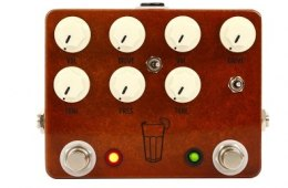 JHS Sweet Tea 2-in-1 Dual Overdrive Pedal Review by Don Carr