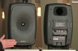 Genelec 8351 Active Studio Monitor Overview by Sweetwater Sound