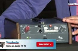 Sweetwater's Heritage Audio TT-73 Mic Preamp Overview
