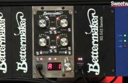 Bettermaker EQ542 500 Series EQ Module Overview