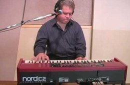 Nord C2 Demo – Sweetwater