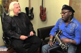 Guitars and Gear Vol. 33 – Joe Louis Walker Interview