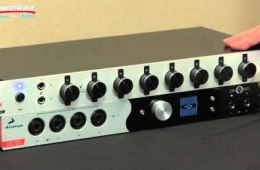 Antelope Audio MP8d Preamp and A/D Converter Review by Sweetwater