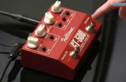 Fulltone GT-500 Booster/Distortion Pedal Review by Sweetwater Sound