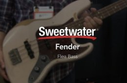 Summer NAMM 2016: Fender Flea Signature Jazz Bass Overview by Sweetwater