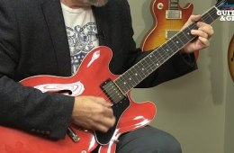 Gibson Memphis ES-335 Dot Plaintop Guitar Review by Sweetwater
