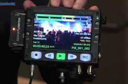 Sound Devices PIX 240i Video Recorder Overview