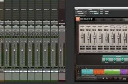 How to Mix with EZdrummer 2 in Pro Tools 11