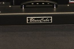 BOSS Blues Cube Hot Amplifier Demo at Winter NAMM 2016
