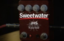 JHS Ruby Red Overdrive Pedal Review