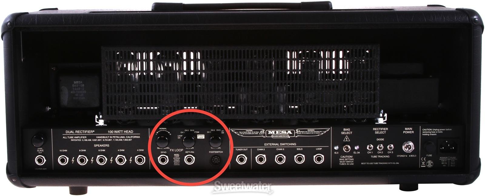 Mesa Boogie Rectifier Serial Number Hookup