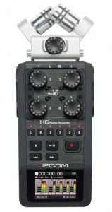 Using the Zoom H6 as an audio interface | Sweetwater