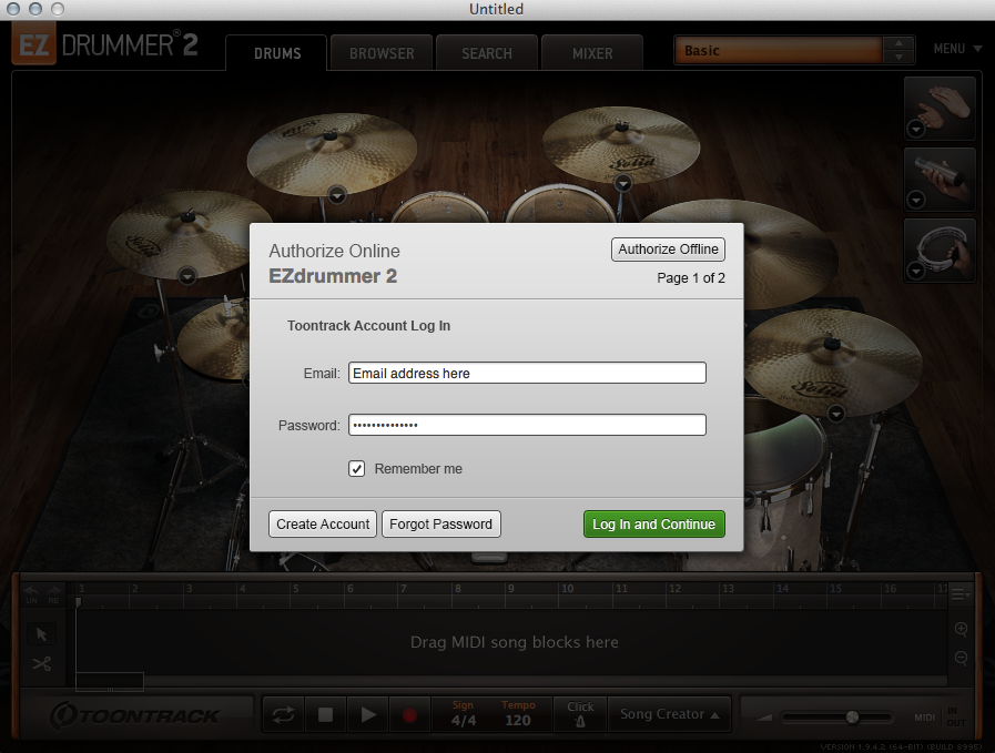 ezdrummer 2 keygen mac download