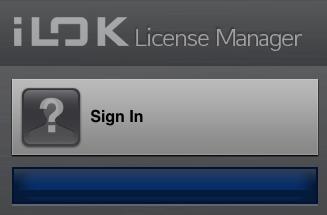 iLok sign in