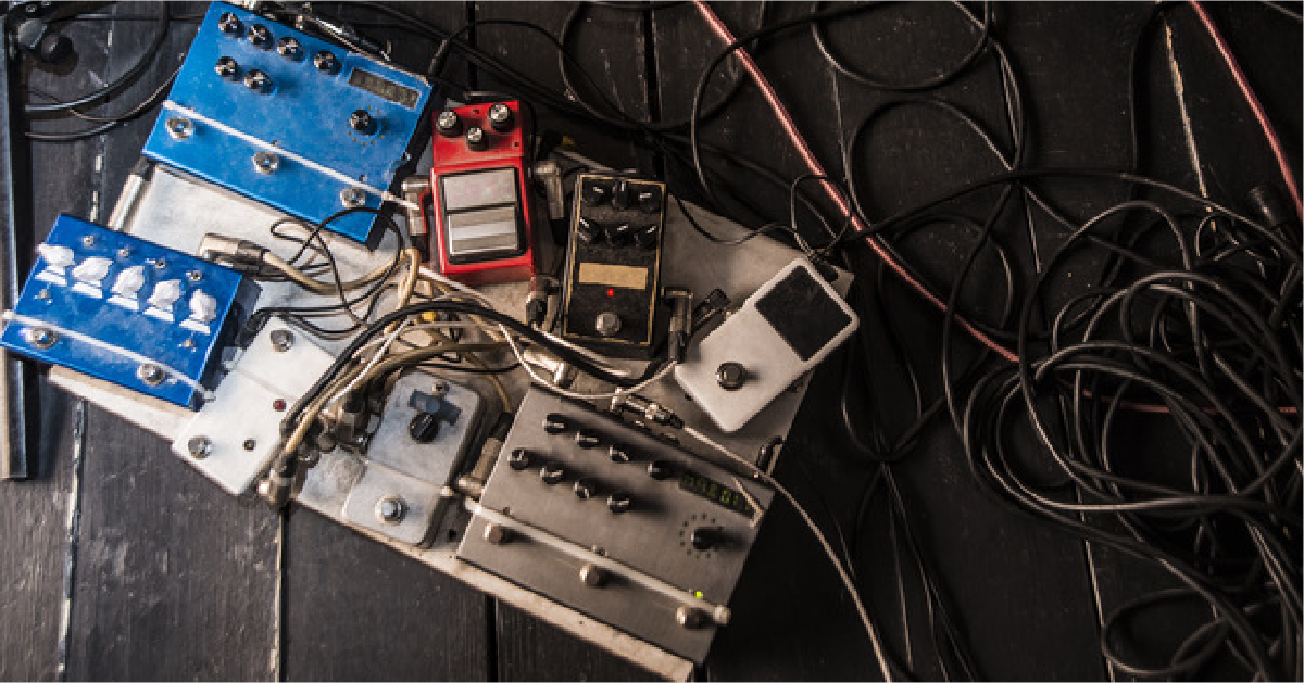 Guitar Pedal Effects Troubleshooting Guide | Sweetwater