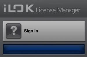 iLok-sign-in