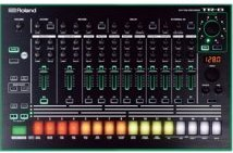 How do I record the audio from my Roland TR-8 over USB