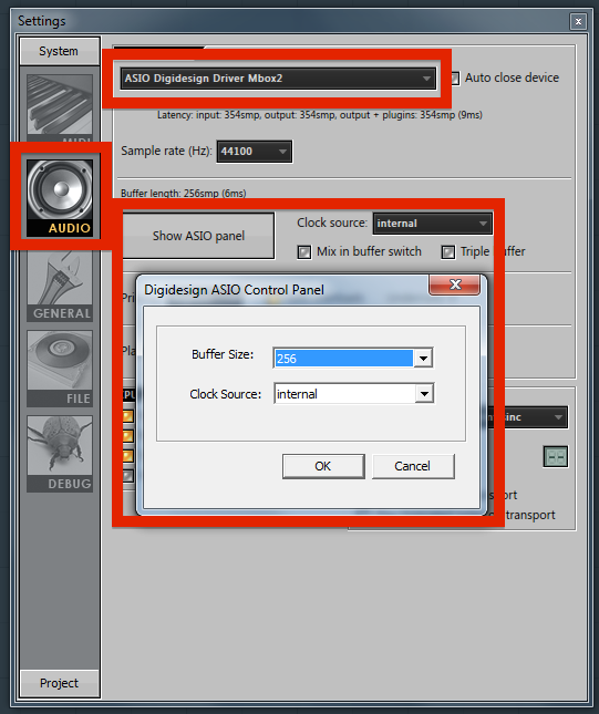 FL Studio buffer