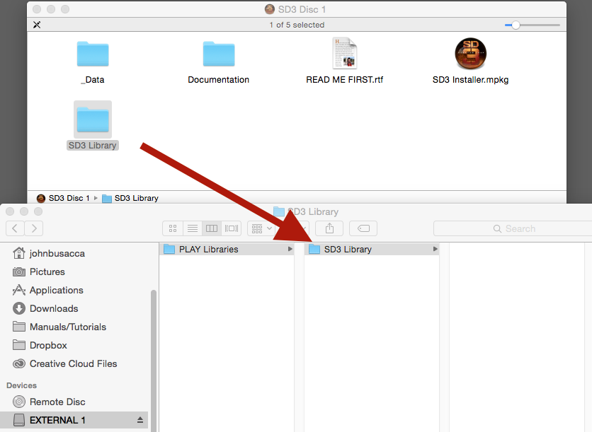 How do I install my East West software that came on DVDs? | Sweetwater